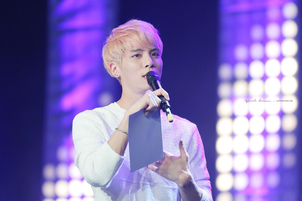 160426 Jonghyun @ MBC Live Concert - Blue Night 26565983272_d837946b5f_o