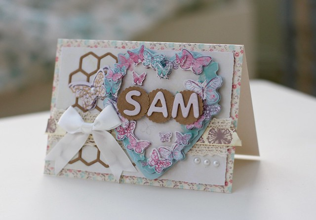 Butterfly Dreams Card Compendium - Sam Butterfly Dreams card by StickerKitten