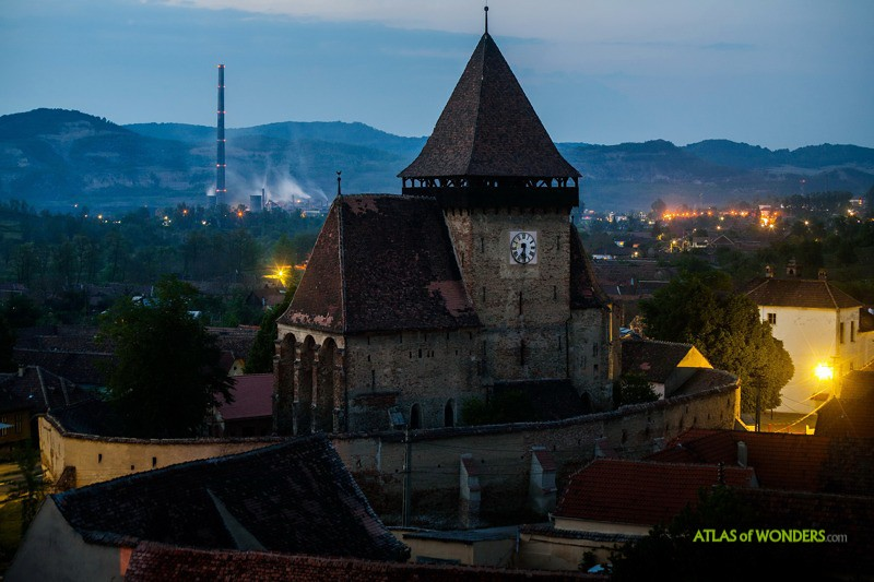 Biserici Fortificate din Transilvania