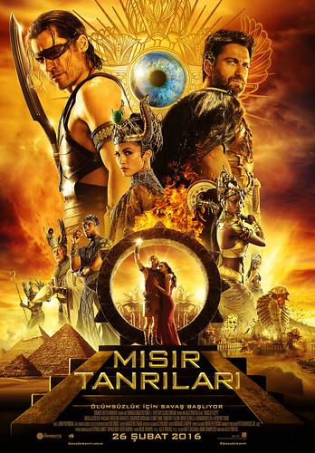 Mısır Tanrıları - Gods of Egypt (2016)