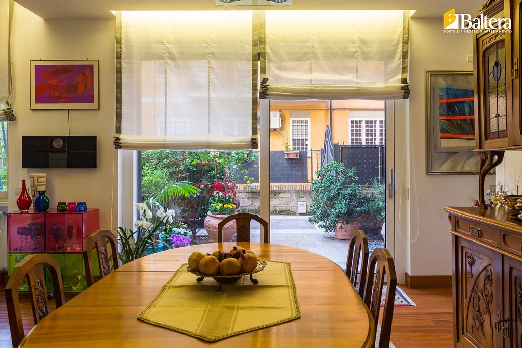 Porta finestra salone baltera porte e finestre flickr - Baltera srl unipersonale porte e finestre ...
