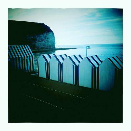 cabine de plage cie flickr