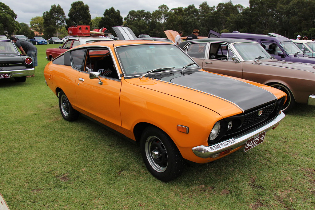 1977 Datsun 120Y Fastback | This 3rd generation, built ...