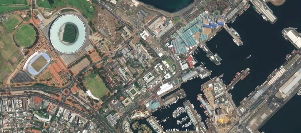 Satellite imagery updates