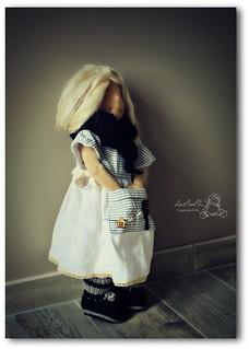 Amelia Set of Clothes, by LesPouPZ Handmade