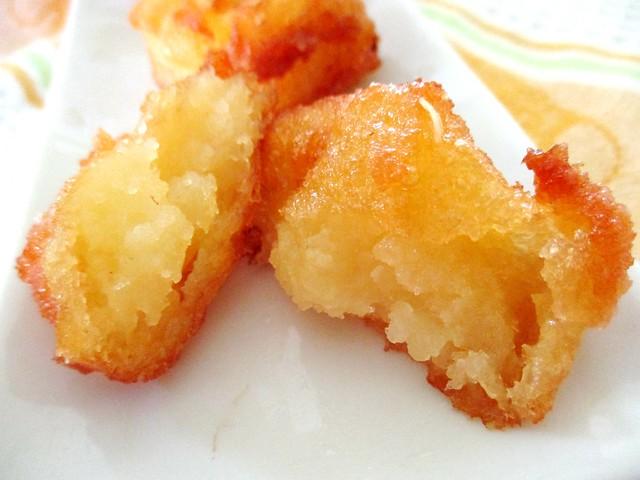 Fried tapioca cake