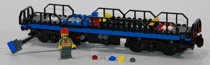 lego train instructions 60052