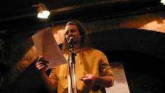 Marcus, textstrom Poetry Slam, Wien