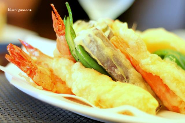 Cafe Kyoto Balanga Bataan Mixed Tempura