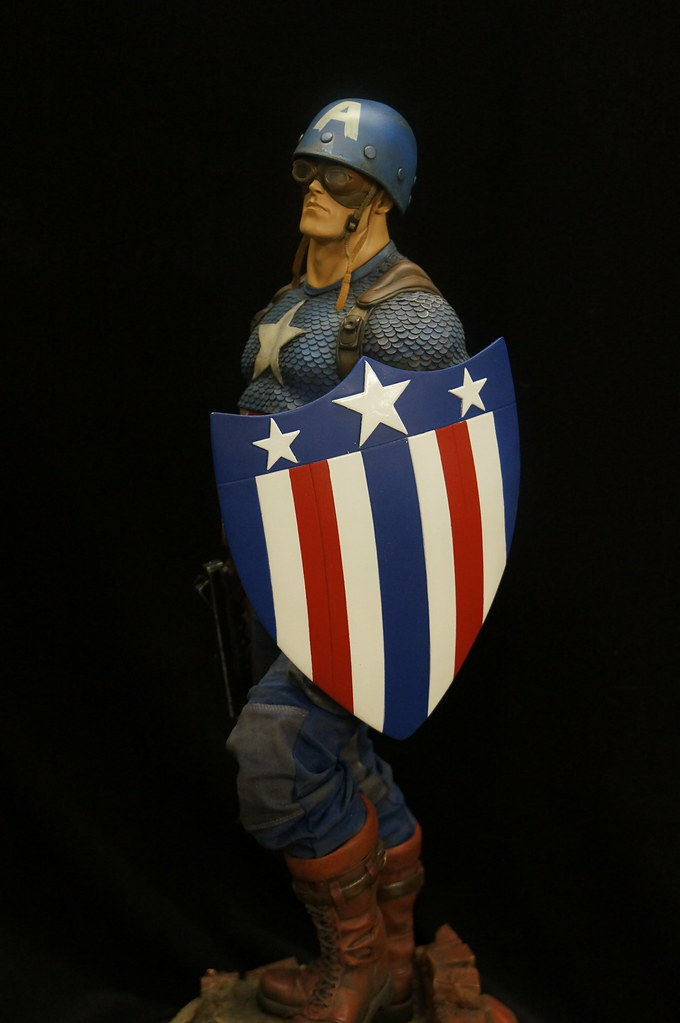 Custom Captain America Premium Format  24394503894_b1dff0a323_b