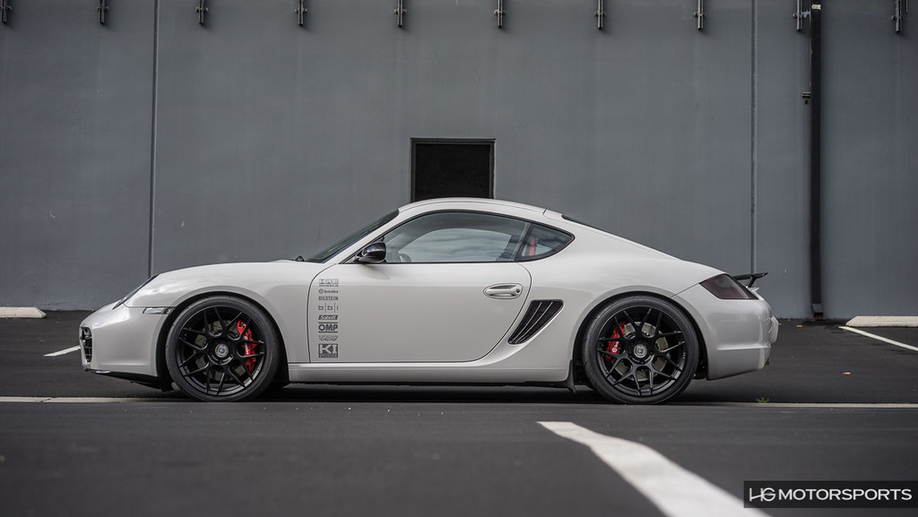 HGMS Porsche Cayman Turbo on FlowForm FF01 - Rennlist ...