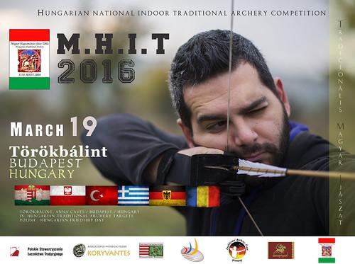 """Συμμετοχή στο Ουγγρικό Εθνικό Πρωτάθλημα """"M.H.I.T. 2016"""" , 19 Mαρτίου 2016"""
