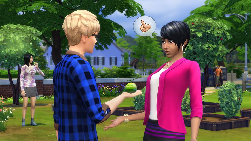 The Sims 3 giochi di appuntamenti sfida