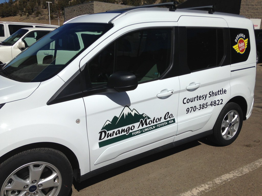 Seven New Shuttle Graphics For Durango Motor Company Flickr