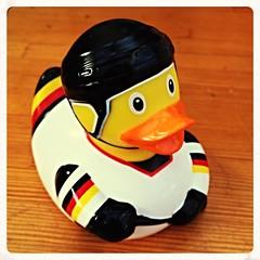 Quietsche-Ente Eishockey @ Pflanzen-Kölle Gartencenter - Wildau