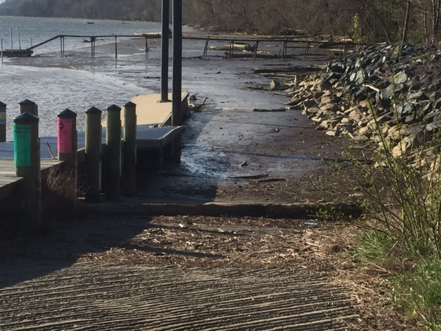 Susquehanna State Park Boat Ramp