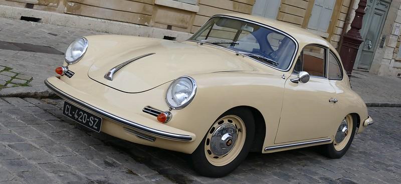 Porsche 356 c&fé-crème 24872831266_6e6794284e_c