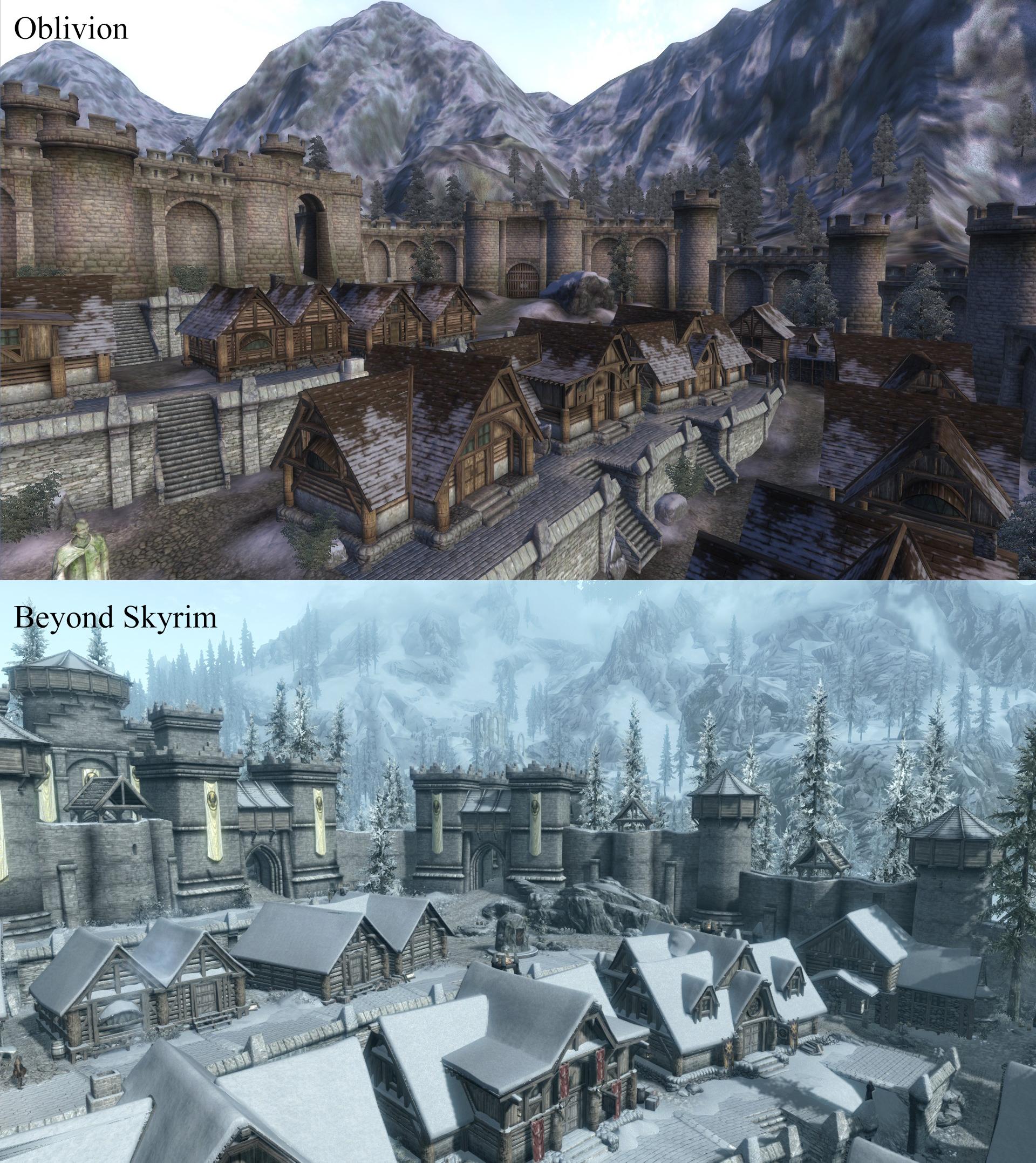 How To Get A House In Bruma Skyrim