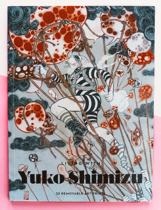 living with yuko shimizu book review » cardboardcities - creative lifestyle blog