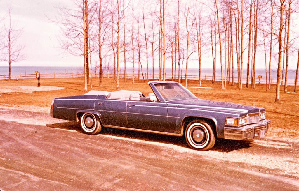 4 Door Convertible >> 1979 Cadillac 4-Door Convertible, Conversion by National C… | Flickr