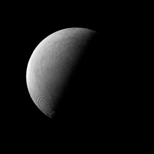 VCSE - A fél Enceladus - Cassini
