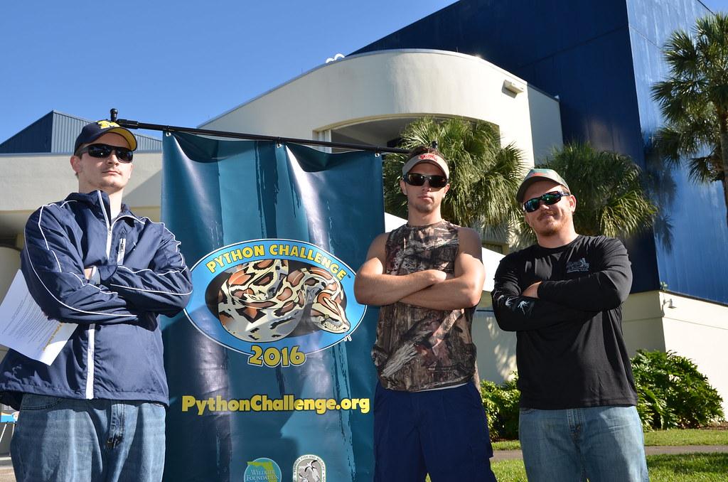 A python challenge team florida fish and wildlife flickr for Florida fish and wildlife jobs