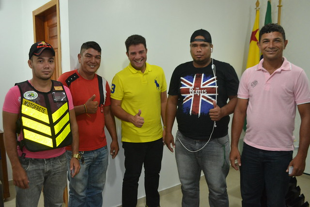Cooperativa de Mototáxi - Rio Branco