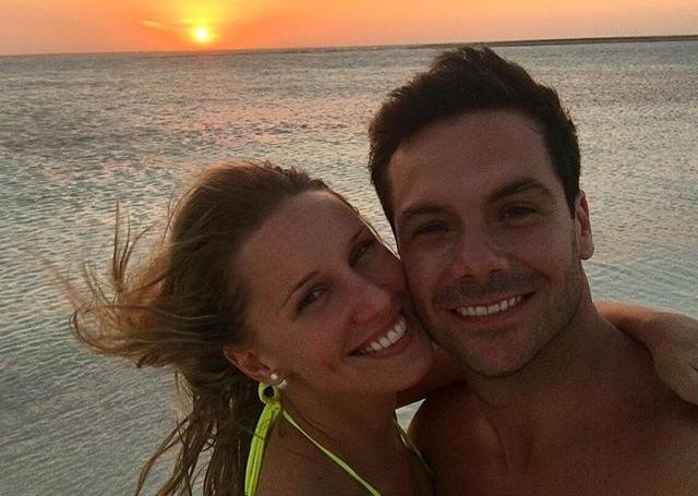 Ella es la nueva novia del actor Eduardo Orozco