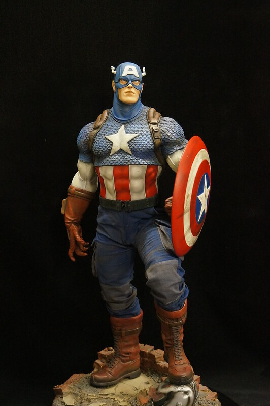 Custom Captain America Premium Format  24127515665_c50a0fc56a_c