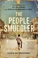 The People Smuggler, by Robin de Crespigny. Website: http://www.thepeoplesmuggler.com/.