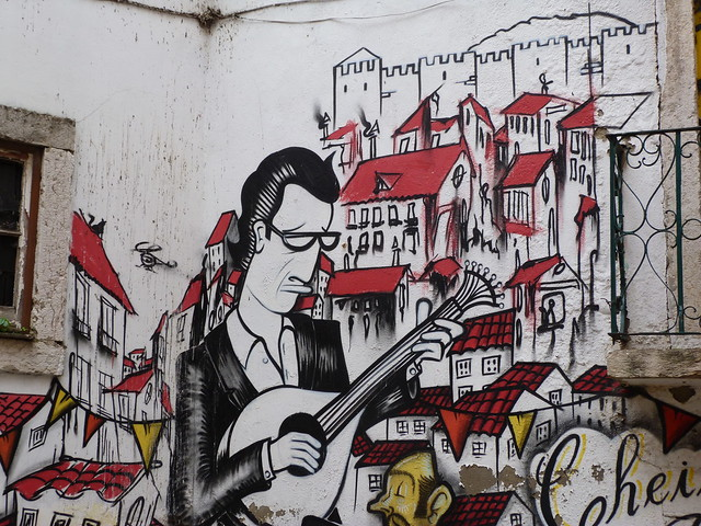 Graffiti de Lisboa
