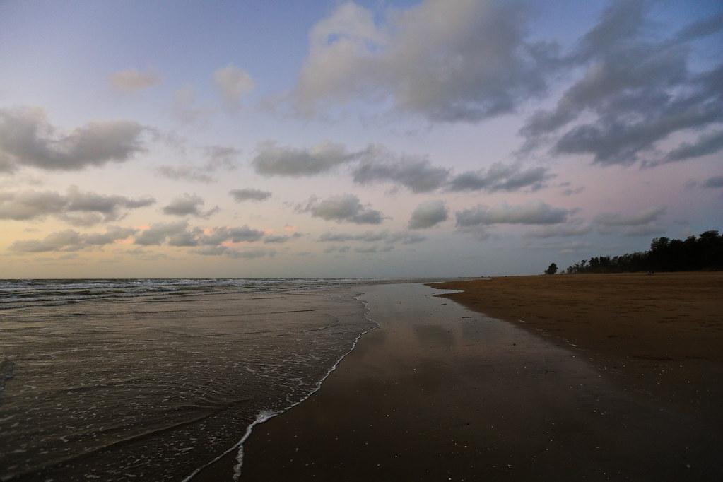 Casuarina Beach Sunset, Brinkin, Darwin, Northern Territor