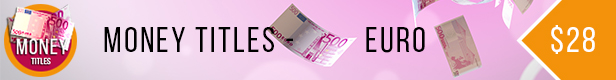 Money Titles Euro