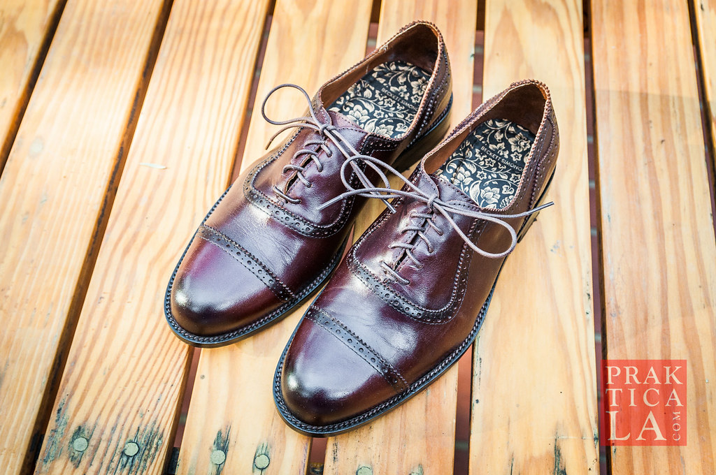 beckett simonon premium oxford brogue dress shoes