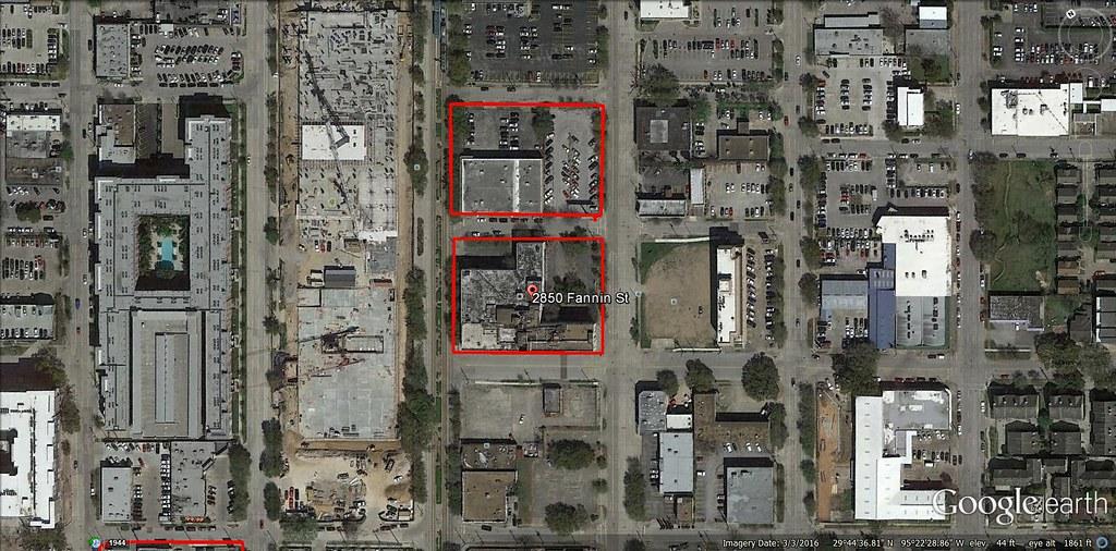 Houston Drewery Place 328 Ft 100 M 27 Floors