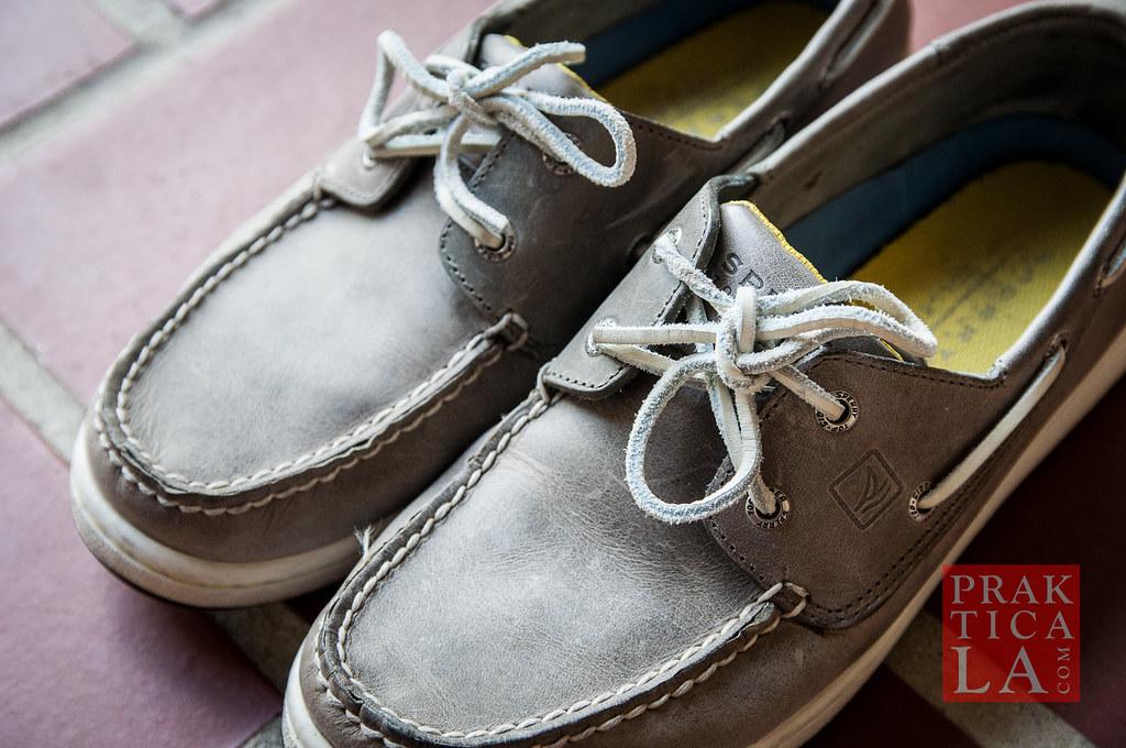 Boat Shoe Showdown: Sperry Top-siders vs. Sebago Docksides ...