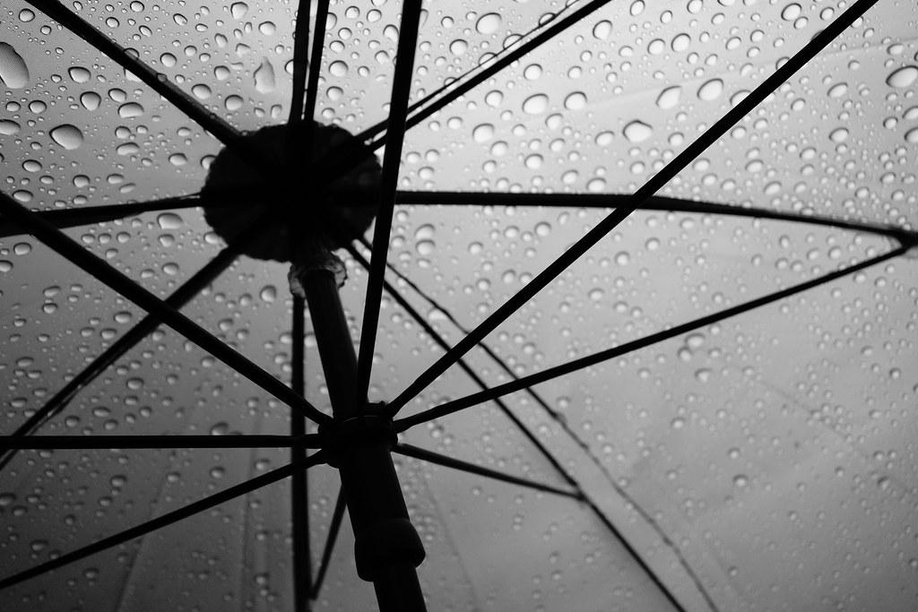 雨 × 傘