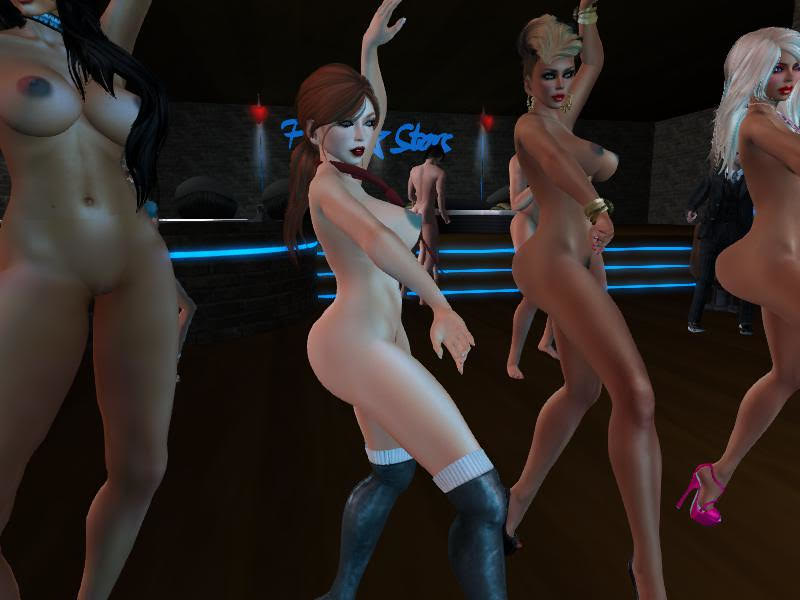 SL Porn 4th Anniversary Party
