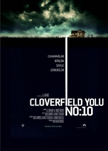 Cloverfield Yolu No 10 - 10 Cloverfield Lane (2016)