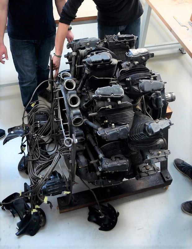 Projet d'étude Hispano Suiza 14AB-10 26230281452_4ce96cdd81_c
