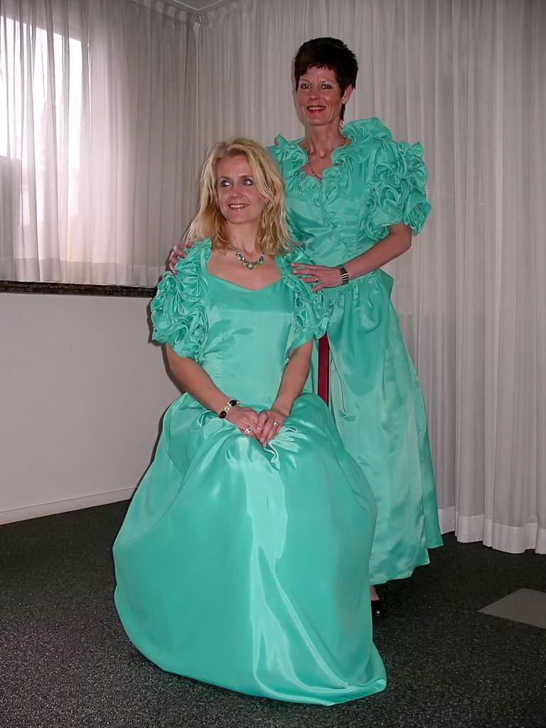 Sati green lingerie - 5 6