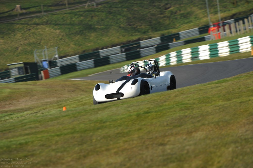Cadwell Park Trackday 11th March 2016 With Opentrack Track
