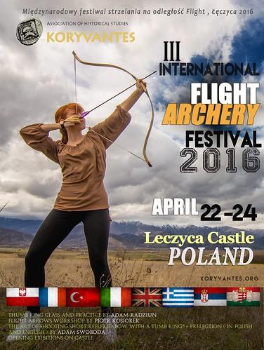 Συμμετοχή στον 3ο Διεθνή Διαγωνισμό Flight Shooting, 22-24 Aπριλίου , Πολωνία