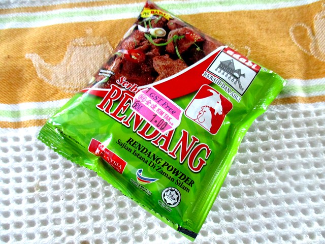 Adabi rendang powder 1