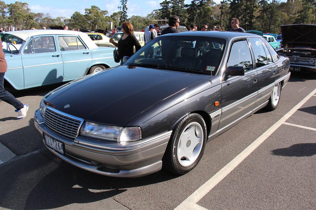 1992 Holden VQ HSV Statesman II 5000i | Anthracite. The VQ ...
