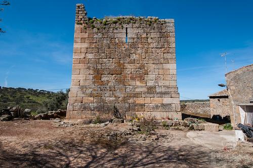 La Torre de los Templarios de Idanha-a-Velha