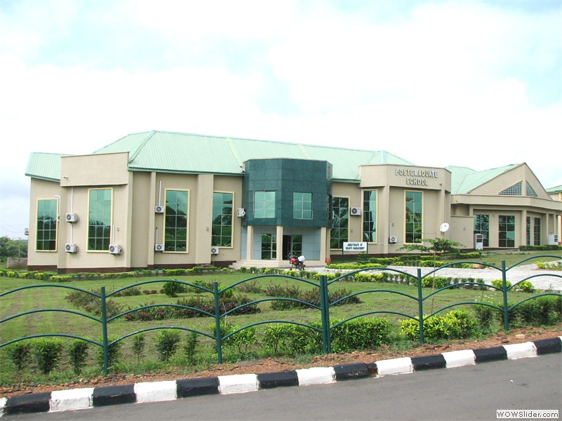 [Images] See Photos Of FUNAAB, The Most Beautiful Public University Campus In Nigeria