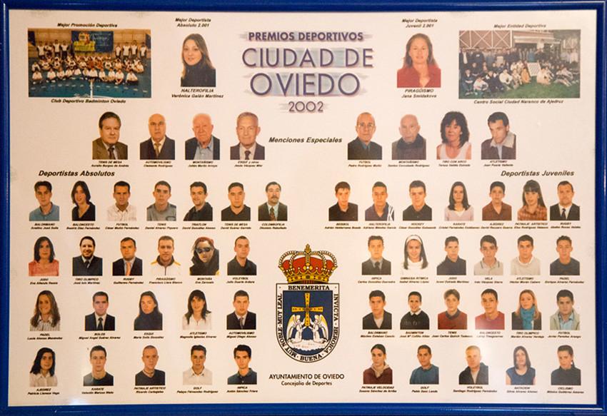 Juan Puerta Valiente, Premios ciudad de Oviedo. Foto 090.