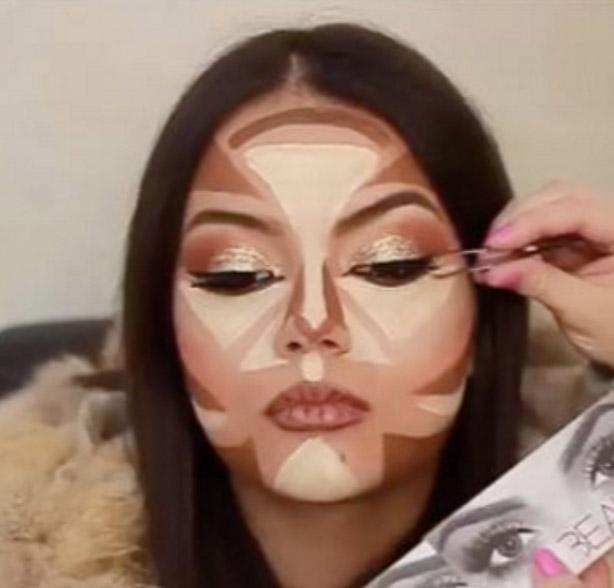 Cztery Najgorsze Makijażowe Trendy Z Instagrama Agata Ma Nosa