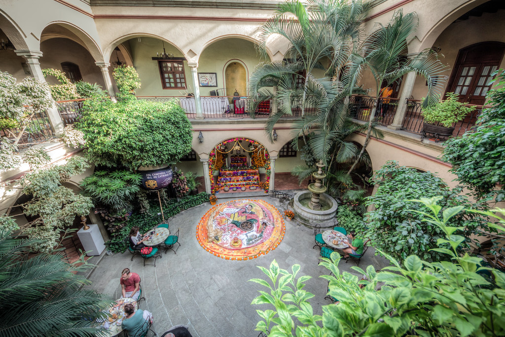 Hotel Casantica, Oaxaca